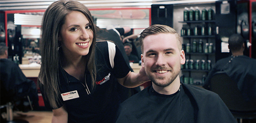 Sport Clips Haircuts of Mentor Haircuts